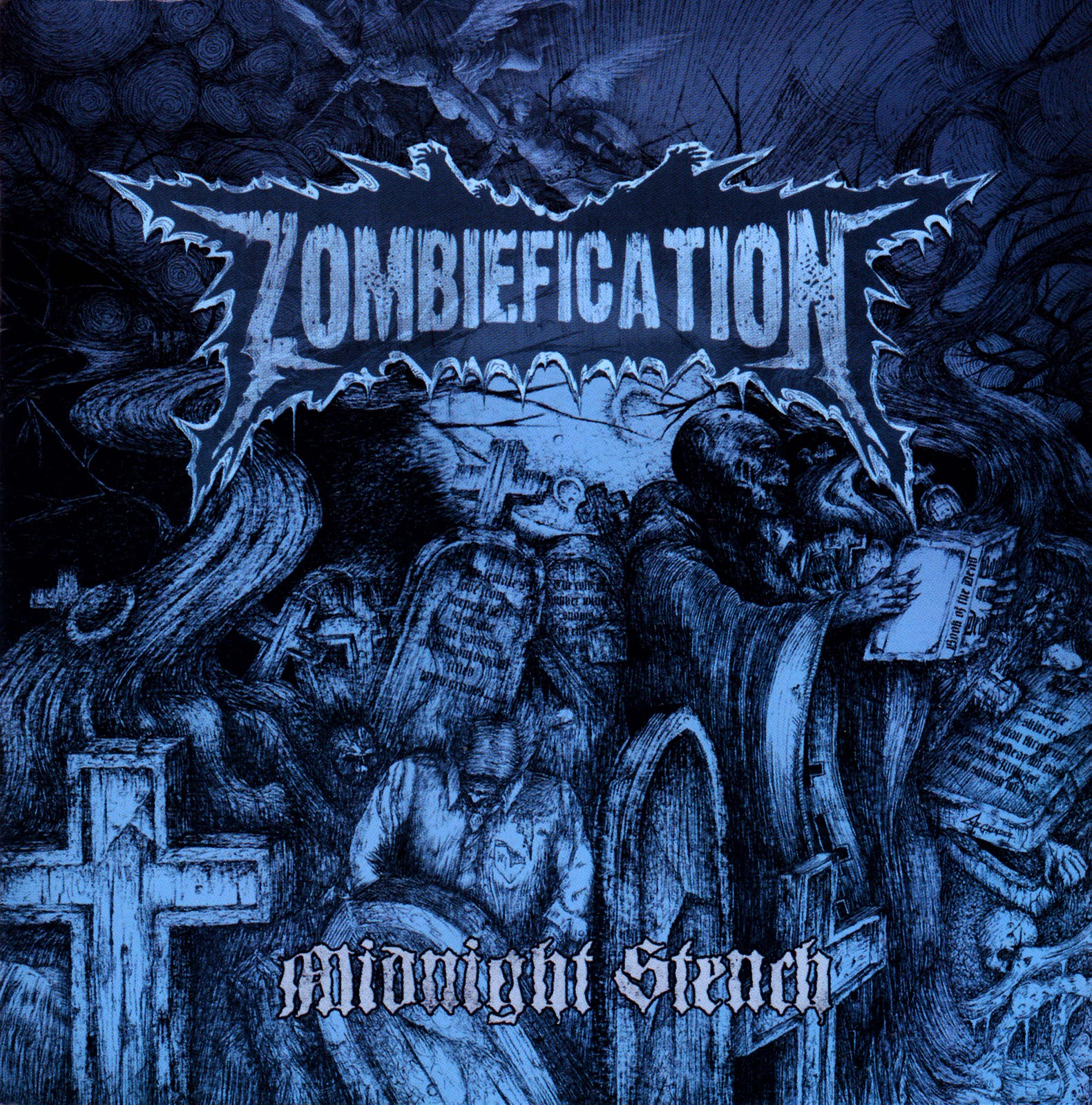 ZOMBIEFICATION Midnight Stench `10