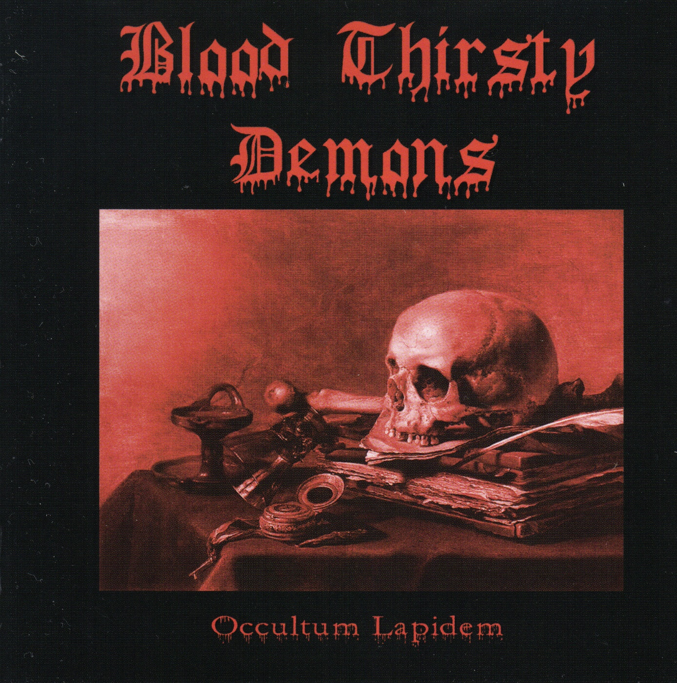 recenzja BLOOD THIRSTY DEMONS Occultum