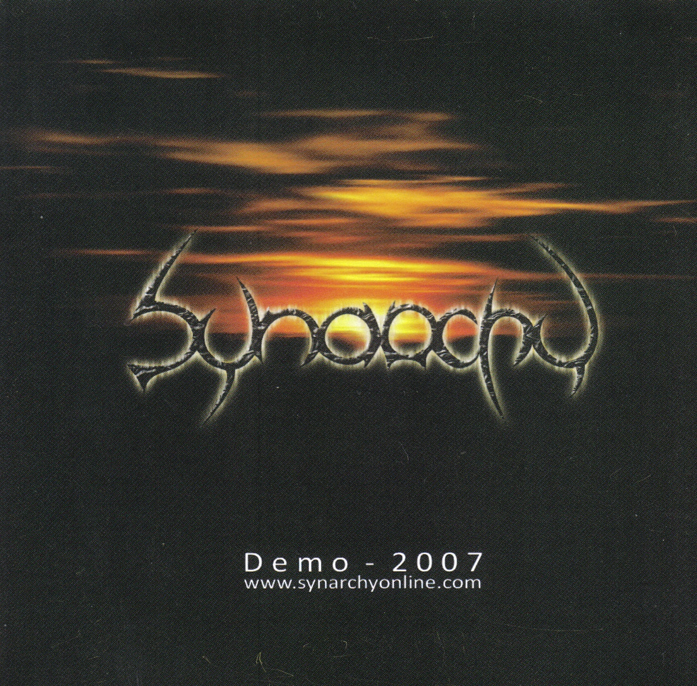 SYNARCHY Demo - 2007