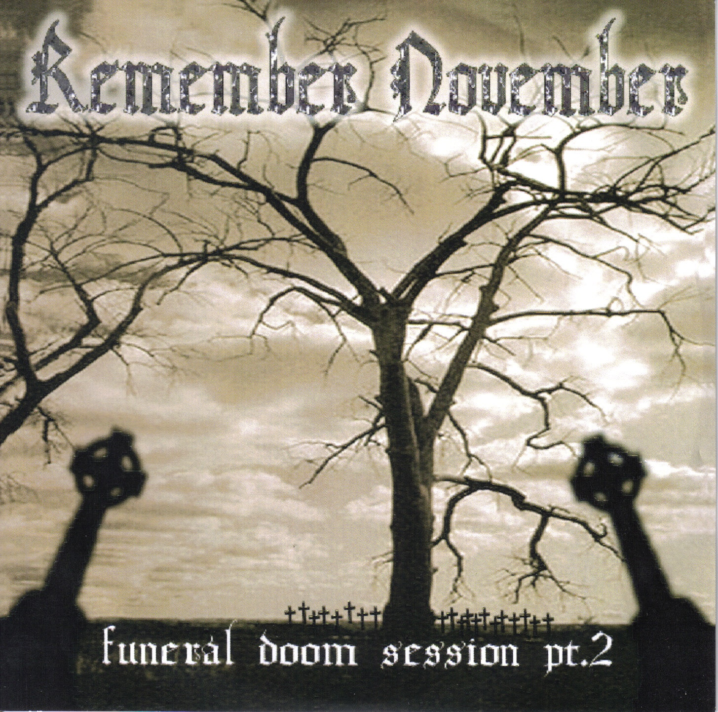 REMEMBER NOVEMBERS Funeral Doom Session pt.2