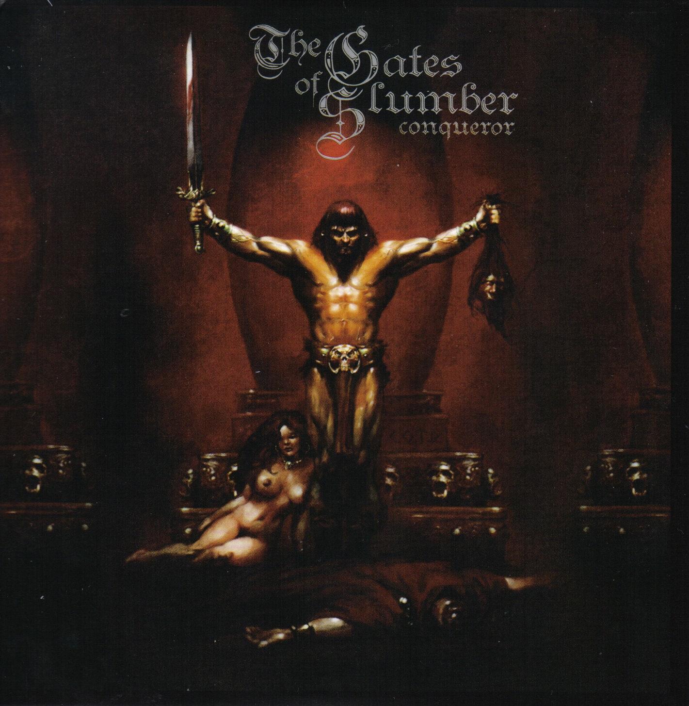 THE GATES OF SLUMBER Conqueror