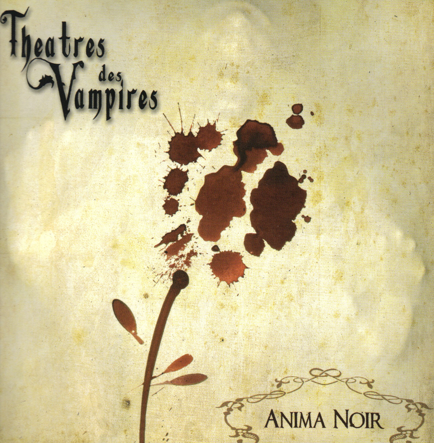 THEATRES DES VAMPIRES Anima Noir