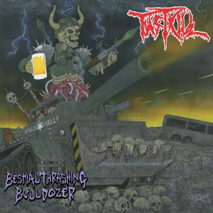 FASTKILL Bestial Thrashing Bulldozer