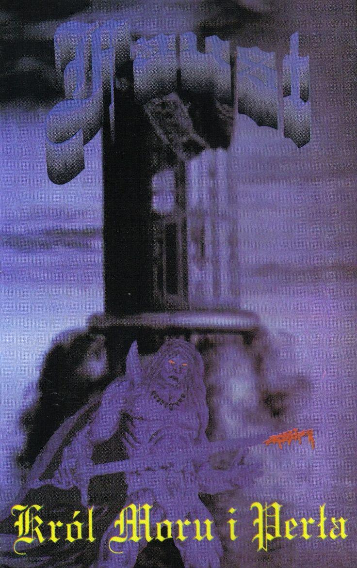 FAUST Król moru i perła `00