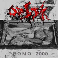 ORTANK Promo 2000