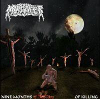 MORTHIFER Nine Months Of Killing `01