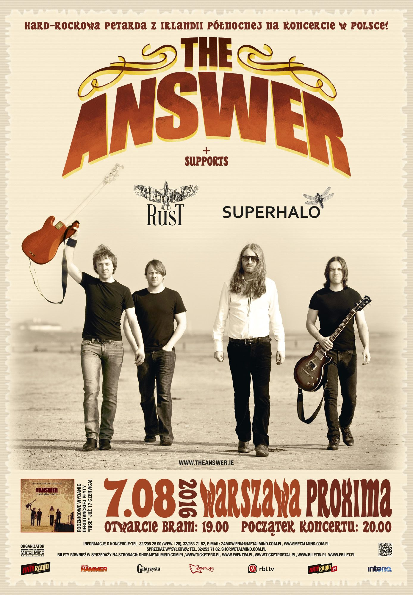 The_Answer_Koncert_Proxima_7_sierpnia