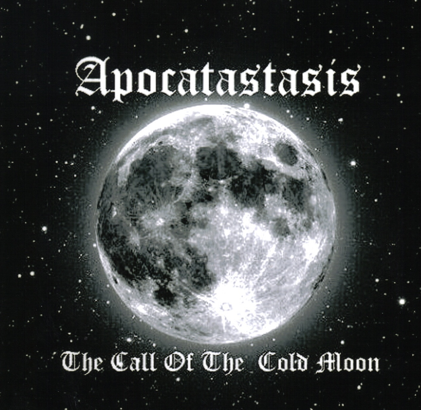 APOCATASTASIS The Call Of The Cold Moon