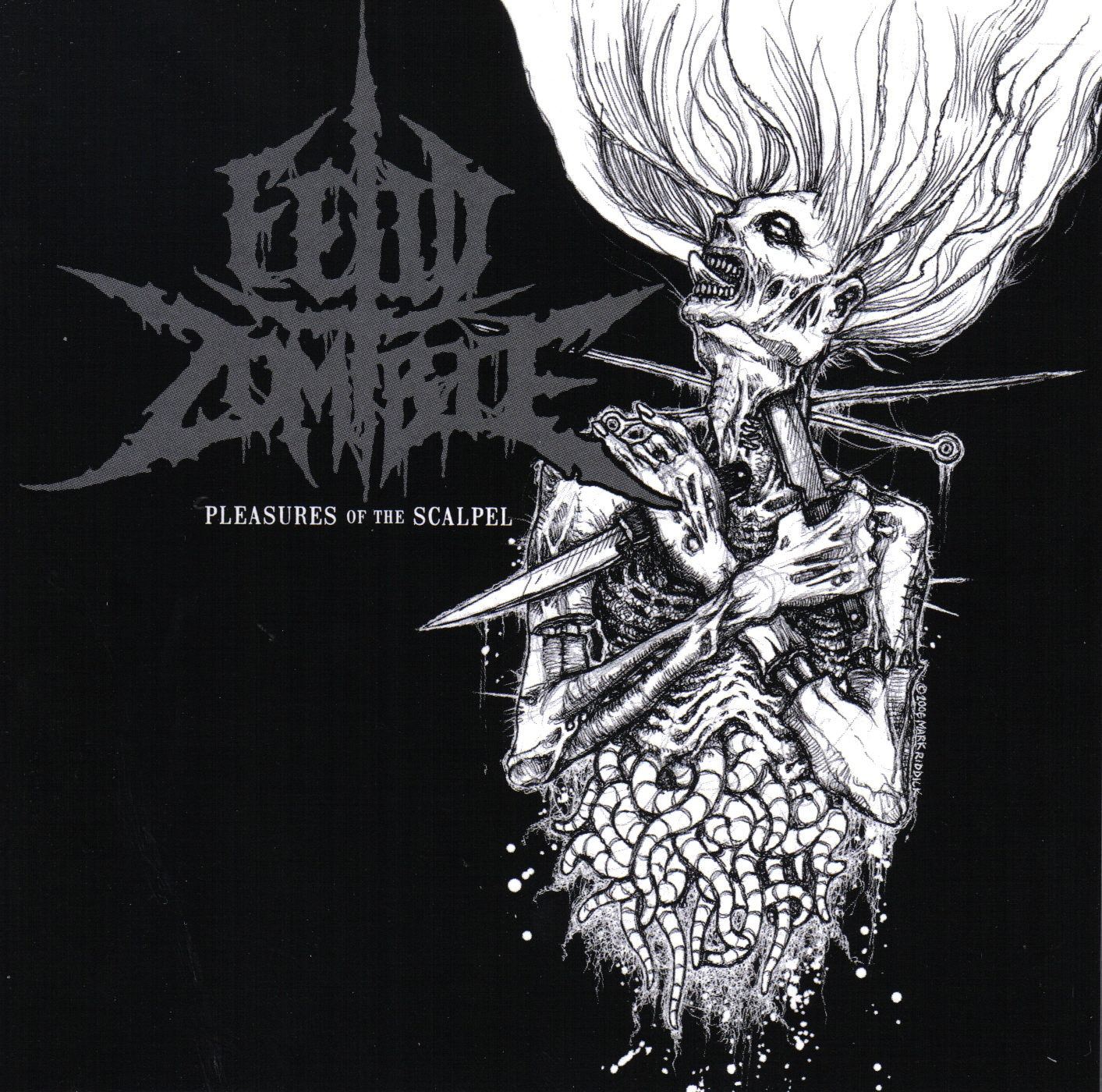FETID ZOMBIE Pleasures Of The Scalpel