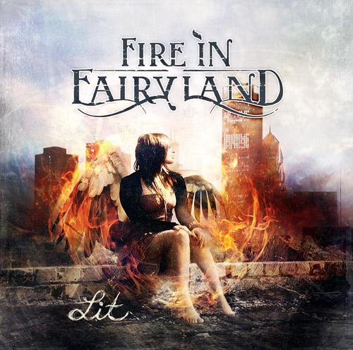 FIRE IN FAIRYLAND Lit